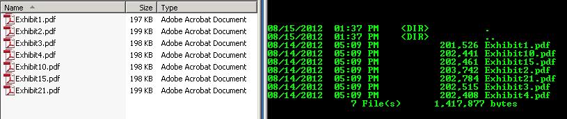 Windows v. Dos